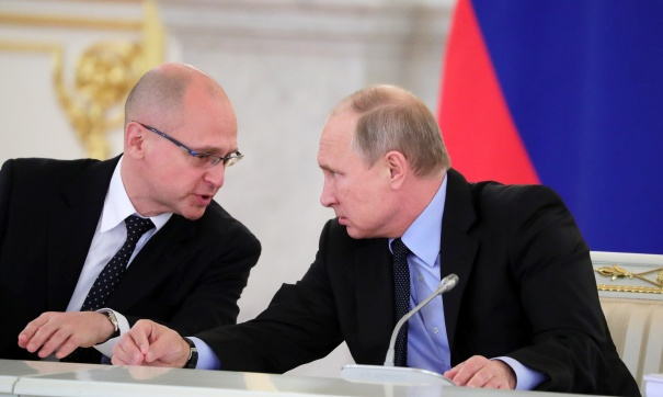 По зову Кремля. Политтехнологов мобилизовали перед выборами президента