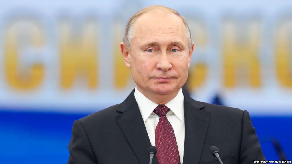 Путин назвал чушью признание Свидетелей Иеговы экстремистами